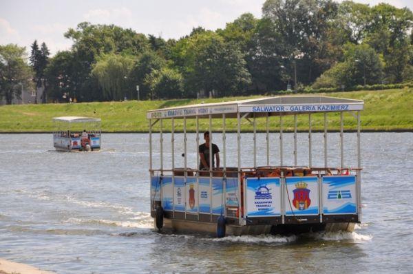 krakowski-tramwaj-wodny-krakow-(by-wwwziskrakowpl)