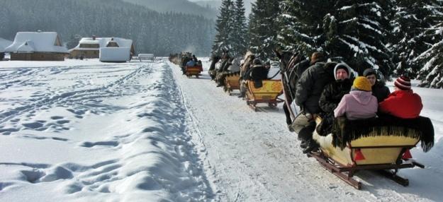 zakopane_sleigh_ride